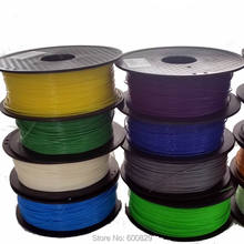 1KG (400M) ABS 1.75mm 3D Filament 20 Colors For 3D Printer 3D Printing Pen