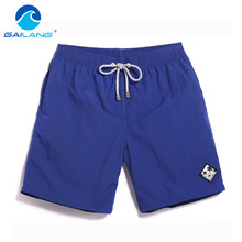 Gailang Brand Beach Board Shorts Casual Men Swimwear Swimsuits Male Boardshorts