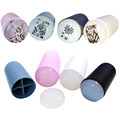 Nail Art Stamp Stamping Plates Plastic Big Handle Soft Seal Silica Gel Stamp Nail Stamping Scrapbooking Stamping Nail Tools