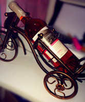 Free shipping Grape fashion vintage wine rack elegant wine rack Multicolor Wine Holder And Stand