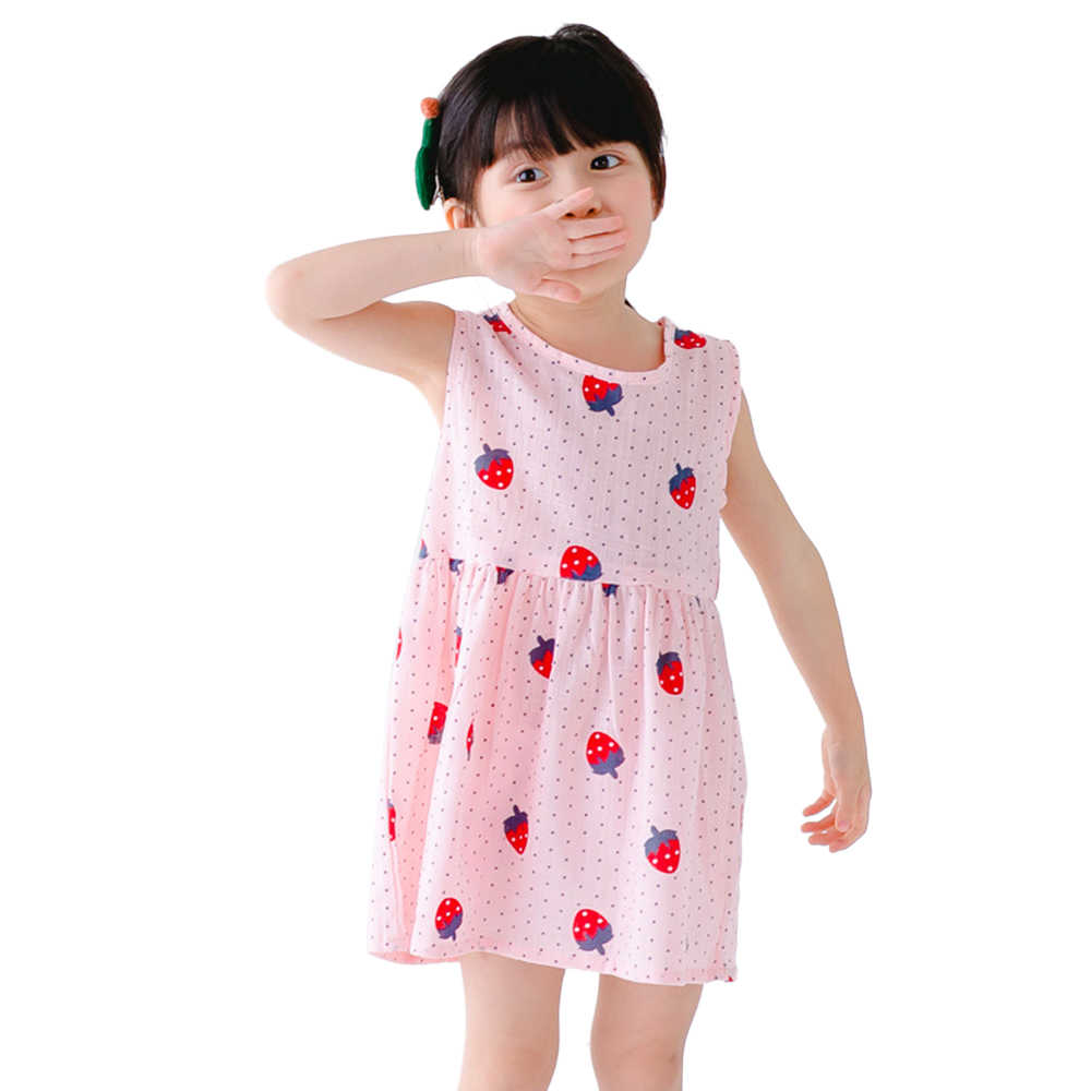 Nova 5 Estilo Garotas Verão Vestidos Túnica Robe Roupa Dos Miúdos Desgaste Da Festa de Aniversário Do Bebê Crianças Vestido de Princesa Traje