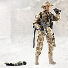 лучшая цена 1/6 World Peacekeepers soldier figure action figures Military model pvc toy  kids toys for children