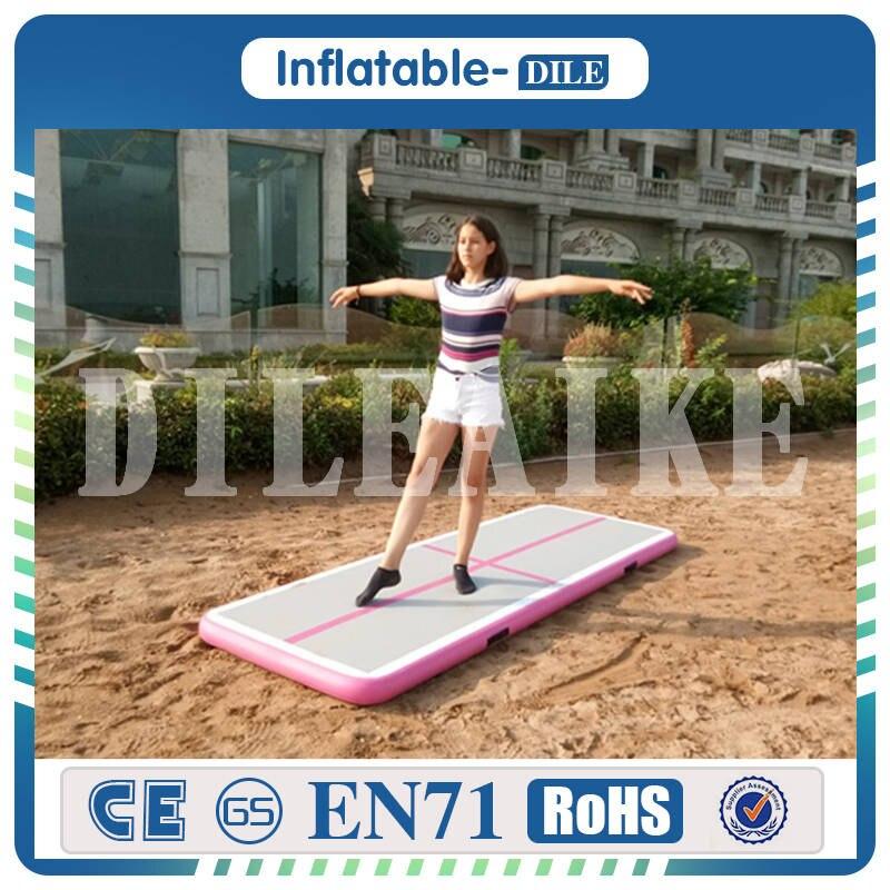 Le Plus Recent 3x1x0 1m Gymnastique Tapis Air Gonflable Voie Tapis