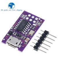 Micro USB Tiny AVR ISP ATtiny44 ATTiny45 ATTiny85 USBTinyISP Programmierer Modul Für IDE Bootloader ISP Mikrocontroller 5V