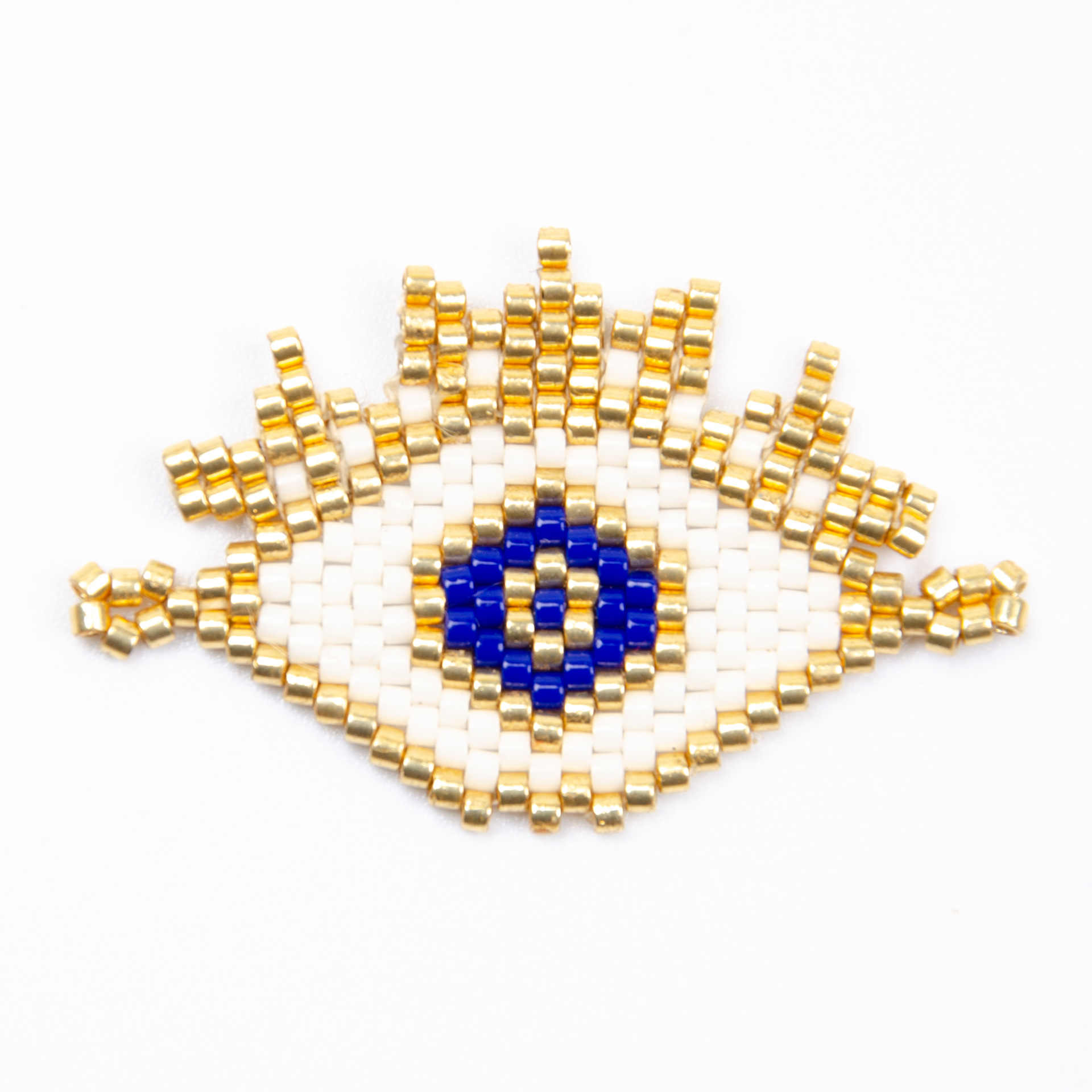 Nouveauté faire des breloques pour bijoux talismans rétro pendentif breloques pour collier bracelet boucles d'oreilles turquie mauvais œil charmes en or