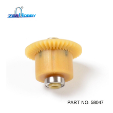HSP RC CAR ACCESSORIES 58047 DIFF. MAIL GEAR COMPLETE 2T MOTOR GEAR, 58113 4T FOR 1/18 94805