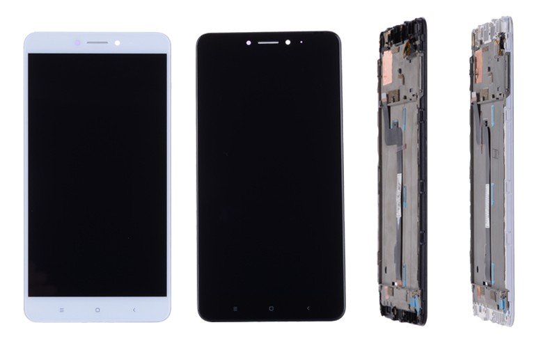 6.44 Original Display For XIAOMI Mi Max 2 LCD Touch Screen with Frame Replacement Screen for Xiaomi Mi Max 2 Display Max2 LCD (3)
