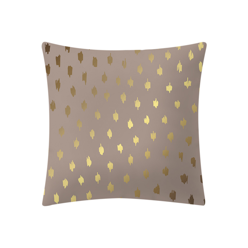 US $1.99 49% OFF|16 styles cushion covers Khaki Stylish simplicity  decorative pillows for sofa home decoration maison Throw PillowCase  F300122-in ...
