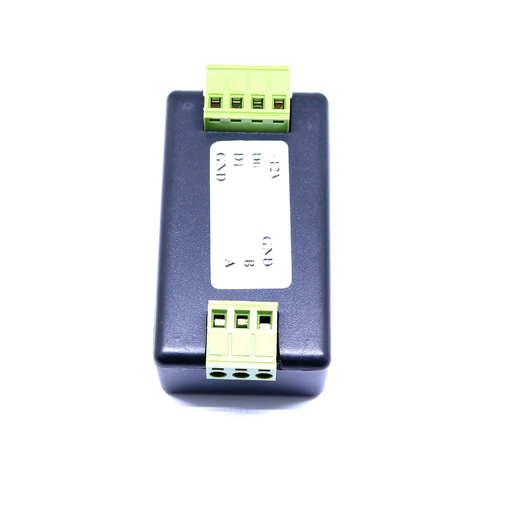 Wiegand Converter Wg26 Wg34 Go To RS485 Converter Bidirectional Transmission Wiegand Signal Repeater Extender