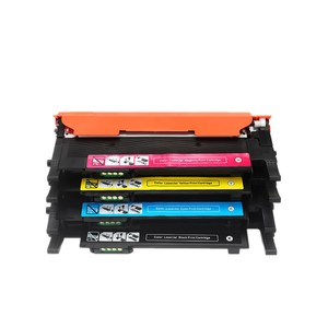 Image 2 - 4PK Kompatibel toner patrone clt k406s CLT 406s K406s für Samsung y406s C410w C460fw C460w CLP 365w CLP 360 CLX 3305 3305fw