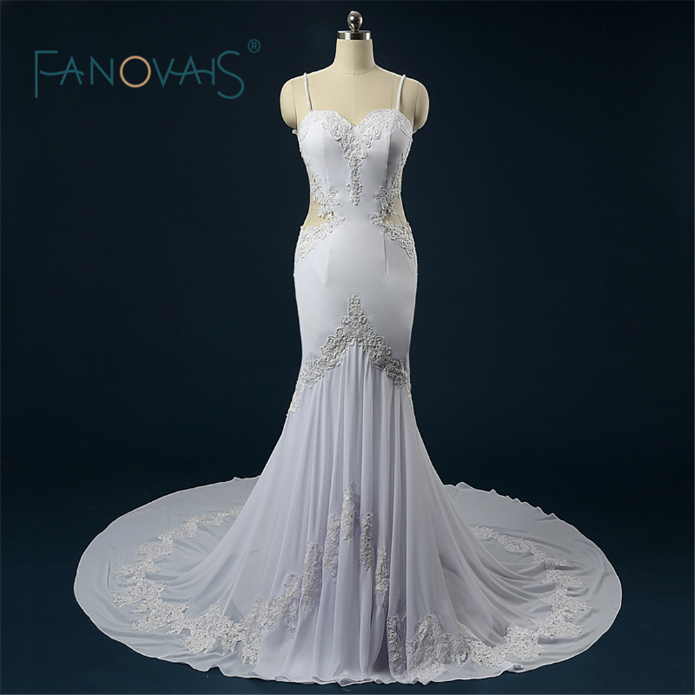 Exquisite Amazing Wedding Gown Sheer Back Real Picture abito da sposa Sweetheart Lace Appliques Bridal Boho Wedding Dress ASAW41