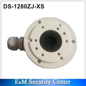 Image 1 - Originele hik DS 1280ZJ XS aluminium aansluitkast voor bullet camera hoge kwaliteit beugel voor DS 2CD2055FWD I DS 2CD2085FWD I
