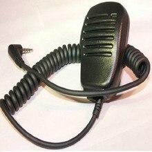 MH-34 PTT Speaker Microphone for Yaesu Radio mh-34 Walkie Talkie Parts Two Way Radio Accessories Shoulder cb radio speaker MIC