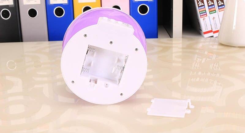 Noćna lampa projektor