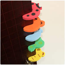 5 PCS/LOT High Quality Baby Care Safety Door Stopper Baby Finger Pinch Guard Keep Safety Children Holder Baby Finger Pinch Guard