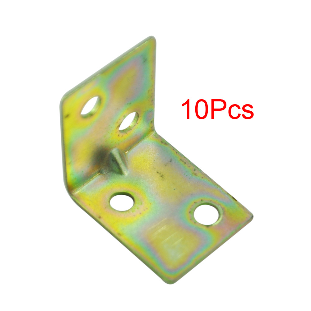 6pcs-40mm//6pcs-20mm Shelf Bracket L-Shaped Metal Corner Bracket Stainless Steel Right Angle-Brackets Heavy Duty Corner Brace for Home Garden Furniture Such as Cabinets Tables Chairs Windows 12Sets