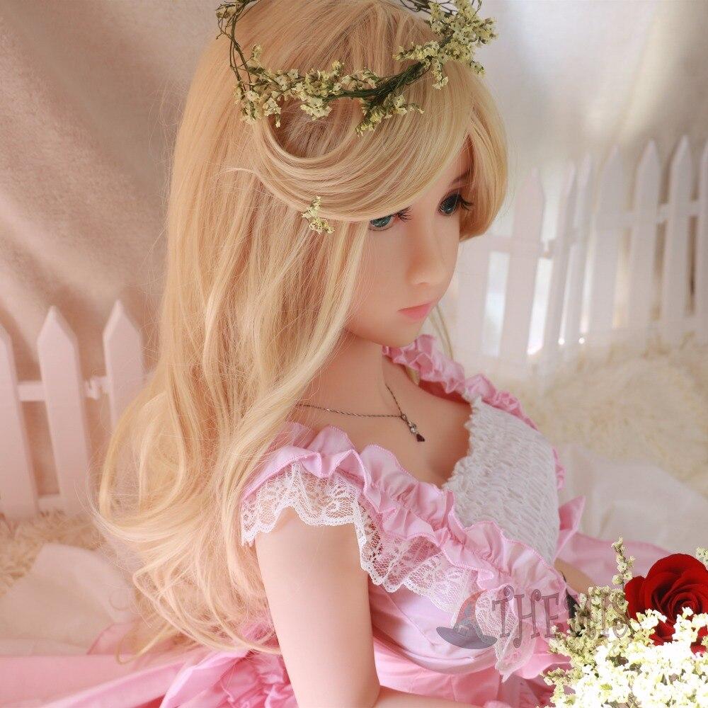Costume de cosplay Athemis robe lolita rose taille personnalisée robe lolita pour poupée en silicone et adulte