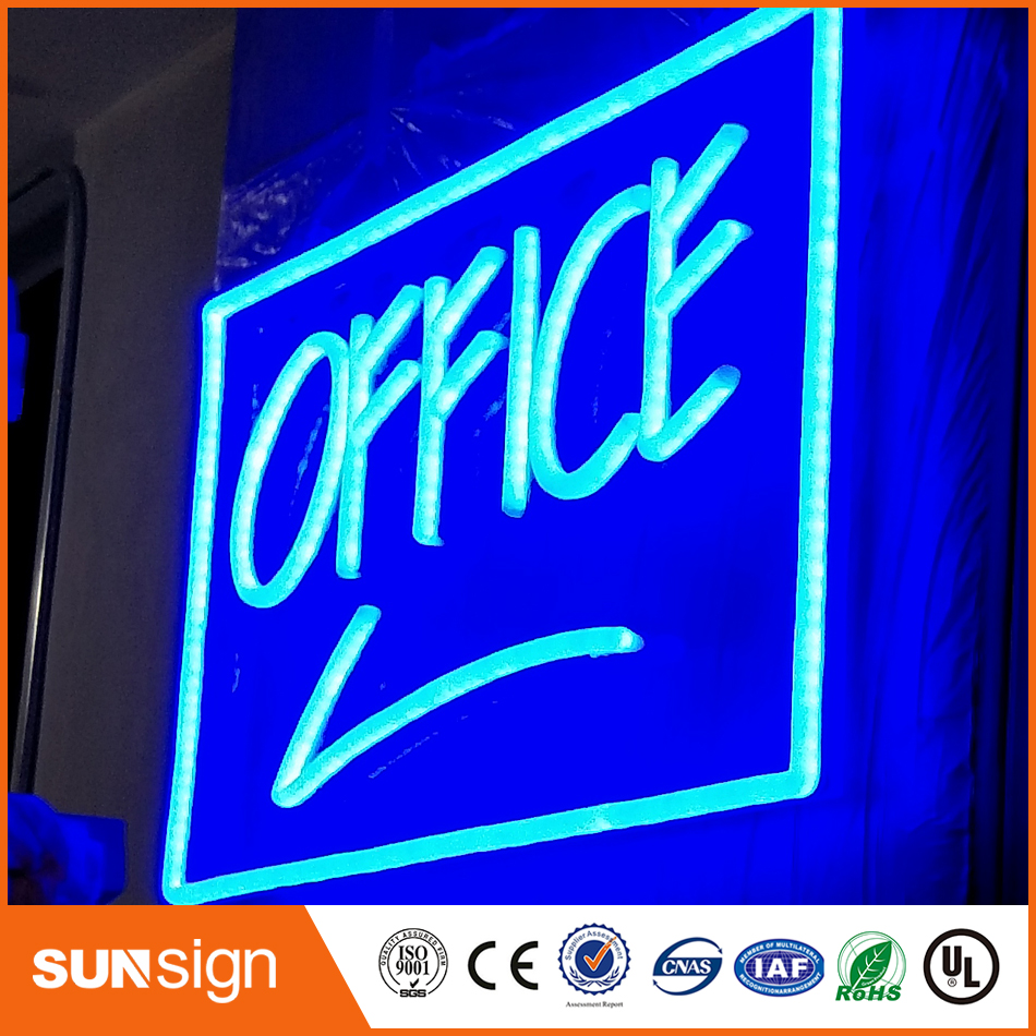 China Acrylic LED Sgin Letters LED Neon Letter Sign