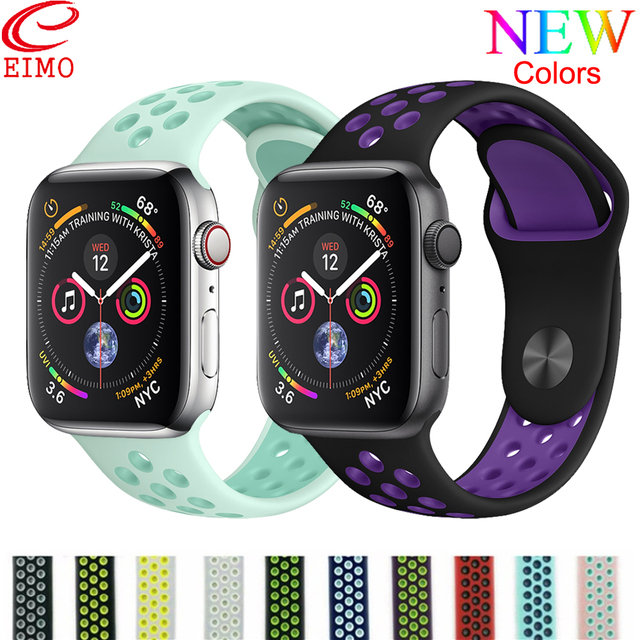 EIMO Strap for Apple Watch 4 3 iwatch band 38mm 42mm 40