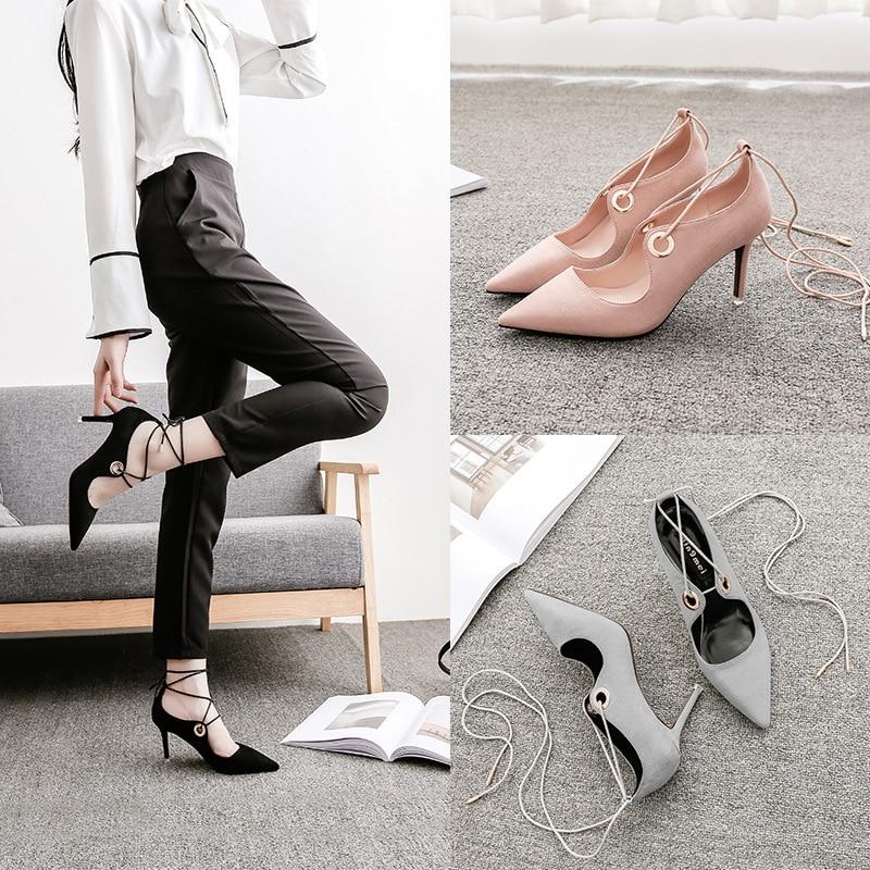ФОТО 2017 Shoes Woman High Heels Pumps Designer Women Wedding Ladies Shoes Luxury Heels Pumps Sexy High Heels Chaussure Femme Talon
