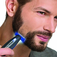 Micro Touch Rechargeable Shaver For Men Personal Hair Cleaning Shaver Trimmer And Hyper Advanced Smart Razor