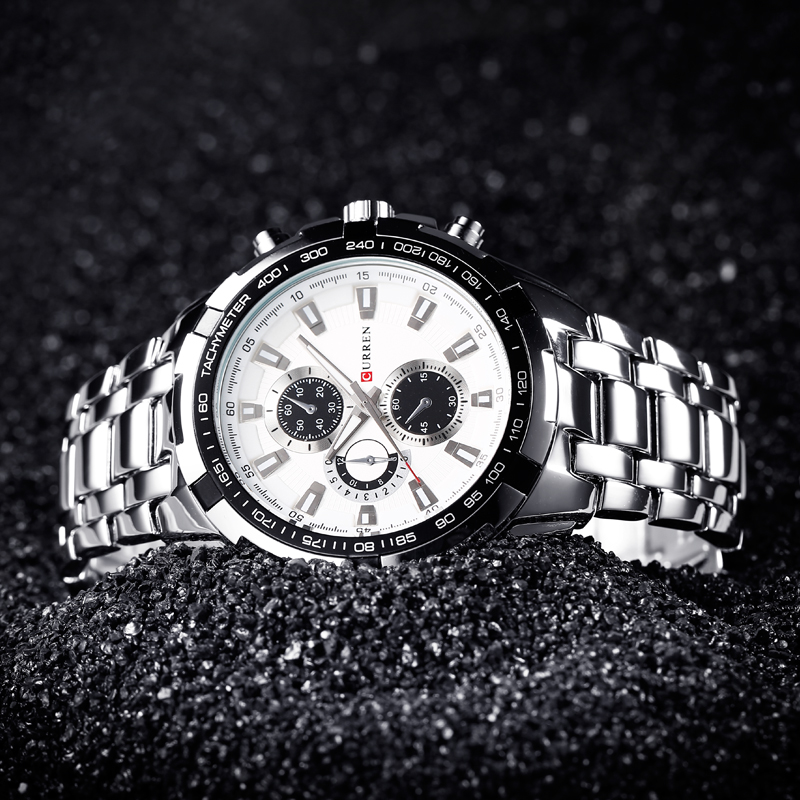 Business Casual Military Wrist Watch 1