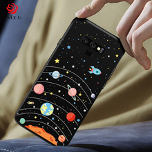 ASINA Cute Full Cover Case For Samsung Galaxy Note 9 3D Relief Silicone Shockproof Bumper 8 Fundas