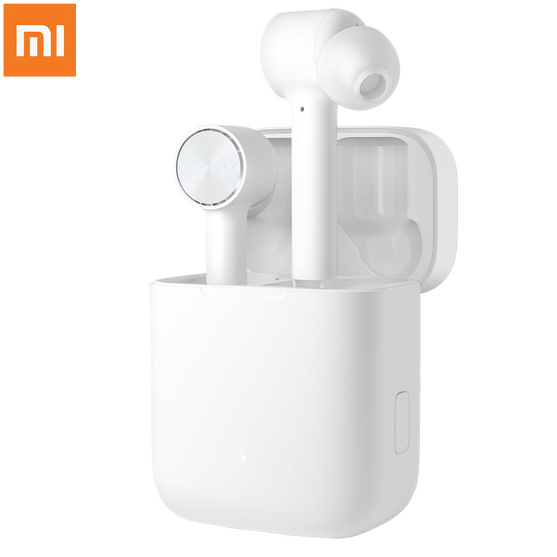 2019 Original Xiaomi Air TWS Headset Bluetooth True Wireless Stereo Earphone ANC Switch ENC Auto Pause