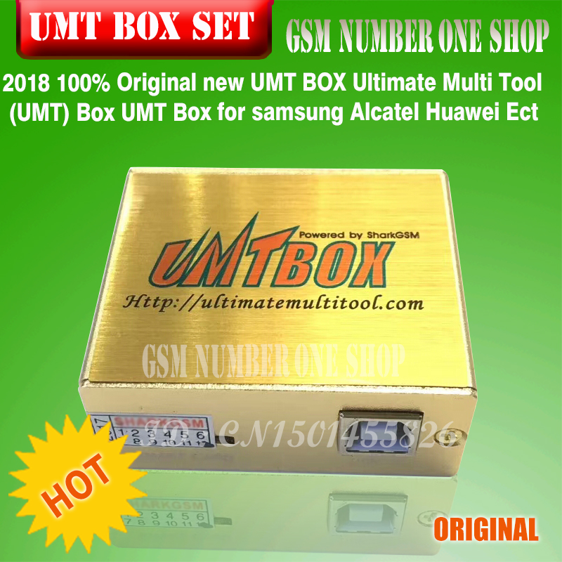 US $74 8 |2018 100% Original UMT BOX Ultimate Multi Tool (UMT) Box UMT Box  for samsung Alcatel Huawei Ect-in Telecom Parts from Cellphones &