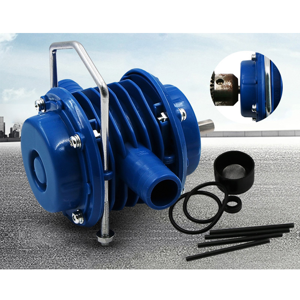 Multi-tool Premium Hand Drill Water Pump Self-Priming Pumping Centrifugal Pump