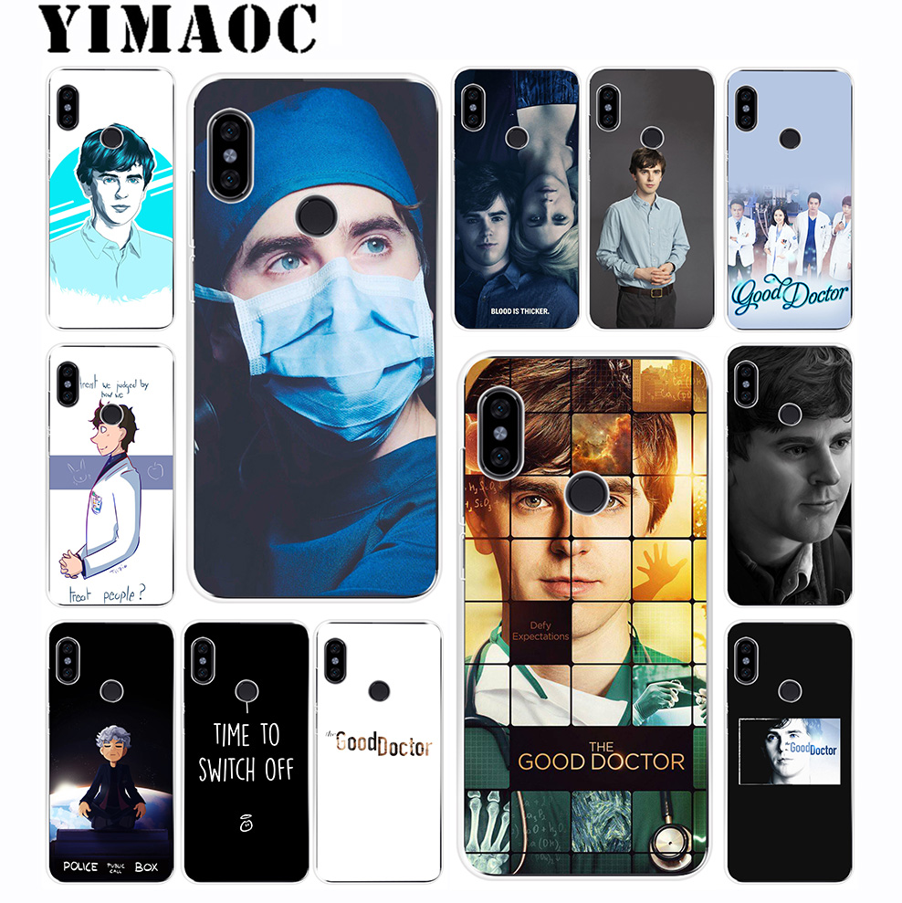 Phone Bags & Cases Fitted Cases United Yimaoc The Good Doctor Soft Silicone Case For Xiaomi Mi 9 8 Se 6 6x 5x Mix 2s A2 Lite Mia1 Xiaomi Pocophone F1 Max 3
