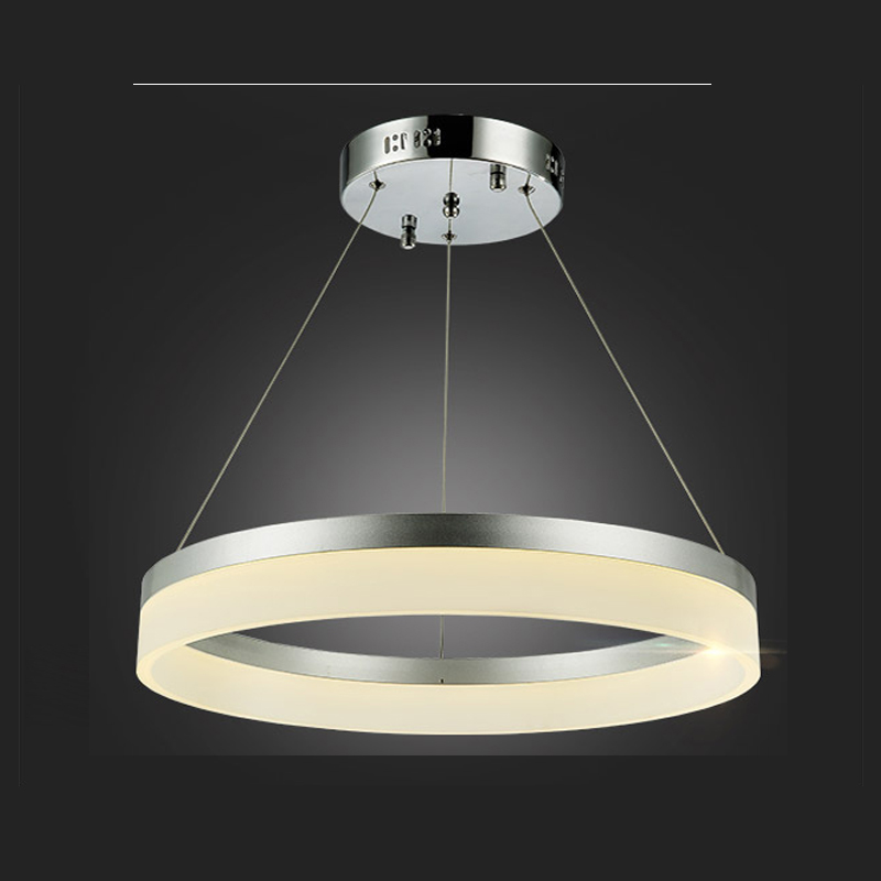 Round Led Pendant Lamp Home Decor