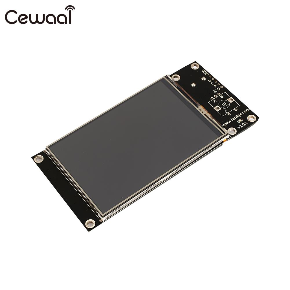 3.5IPS LCD Motherboard Touch Screen Motherboard Kit Printer Parts Exquisite 3d Modeling Durable