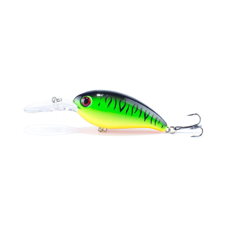 1PCS Crankbait Wobblers Hard Fishing Tackle 14g 10cm Swim bait Crank Bait Bass Fishing Lures 12 Colors Fishing Tackle Pesca tsurinoya dw18 outdoor fishing lure crank bait with 2 hook 3d eyes fishing lures crank bait crankbait tackle swim bait wobblers