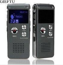 Grabadora de voz 8 GB Marca Mini USB Flash Hr Audio Digital Grabadora de Voz Del Dictáfono Reproductor MP3