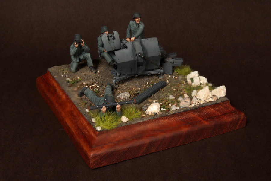 pre order-Resin toys  SOGA-7   Crew for 2 cm Flak 38.  Free shipping  Quality productspre order-Resin toys  SOGA-7   Crew for 2 cm Flak 38.  Free shipping  Quality products