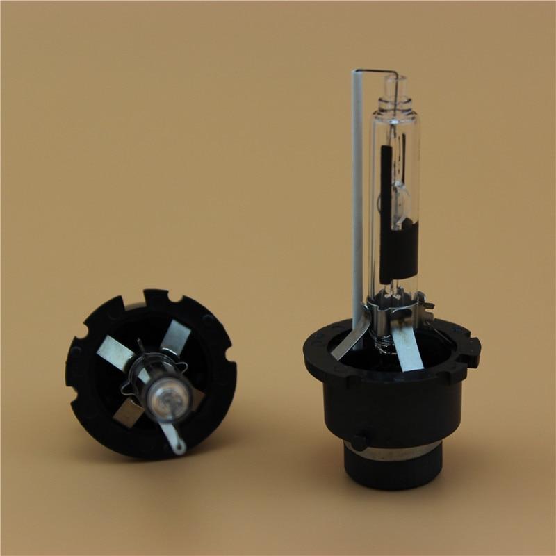 Autós stílusú D4R HID Xenon izzólámpa fém tartóval. - Autó világítás - Fénykép 6