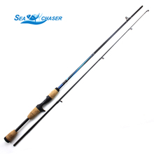 Big sale Fishing Rod 1.8M 6-12LB Lure weight 1-8g Power M Spinning Casting Rods Hard Telescopic Fishing Rod Carbon Fiber Free shipping