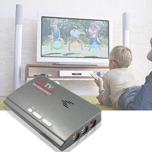 Image 4 - 2018 חדש דיגיטלי HDMI DVB T/T2 dvbt2 טלוויזיה VGA אופנה מקלט ממיר תואם עם כל CRT ומסכי LCD טלוויזיה מקלט לקבל