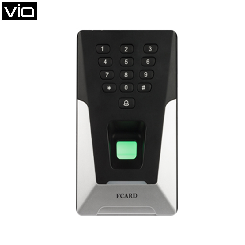 FC-9088 Free Shipping Fingerprint Access Controller, support 2000 fingerprints, ID card,support unlock by fingerprint, card free shipping ko w300 id card 125khz metal card access controller