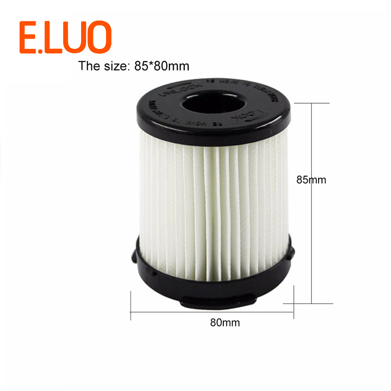 Filter Element Of Vacuum Cleaner Accessories And Parts Vacuum Cleaner Filter Cartridge ZW1300-6  ZW1300-6S  ZW1300-6A