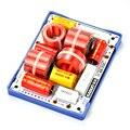 2 шт. 3 Способ Делитель Частоты Кроссовера Делителей Частоты KASUN AS-33C 3Way 3 Блок HiFi Спикер Кроссовер Фильтры