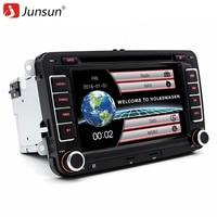 7 Inch 2 Din Car DVD Radio Player With GPS Navigation For VW Volkswagen GOLF Skoda