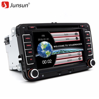 7 Inch 2 Din Car DVD Radio Player With GPS Navigation For VW Volkswagen GOLF Skoda