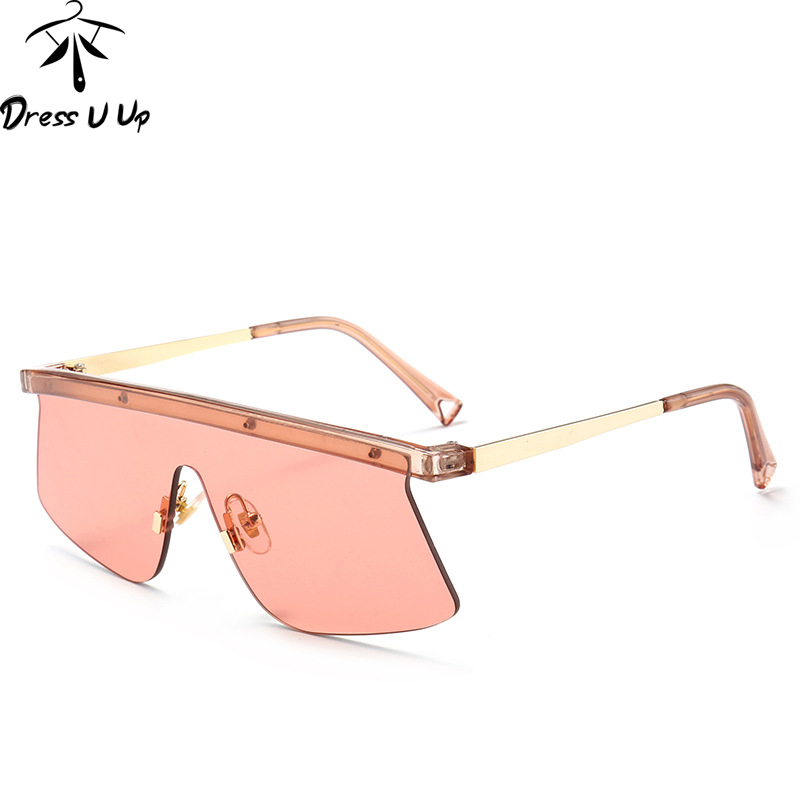 DRESSUUP Fashion Google Sunglasses Women Brand Designer Quality Shades UV400 Sun Glasses Oculos De Sol Feminino Gafas Hombre