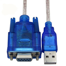 цена на USB to Rs232 Serial Cable Female Port Switch USB RS232 Adapter USB 2.0 to RS232 Female Serial Cable USB to COM