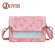 купить JOYIR Genuine Leather Crossbody Bags For Women Messenger Bags 2018 Fashion Leather Bags Handbags Women Brand Shoulder Bags 8684 дешево