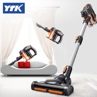 YTK Wireless Handheld Vacuum Cleaner Strong Lithium Rechargeable Vacuum Cleaner For Household And Cars