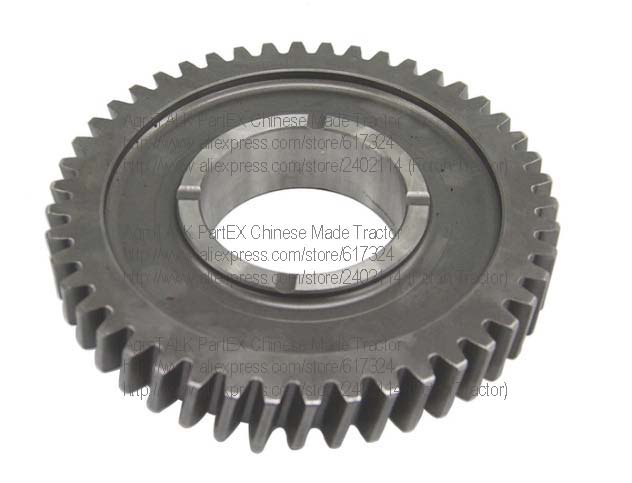 Foton LOVOL tractor parts, the TD824 gear for power out, part number: TD800.412D-01