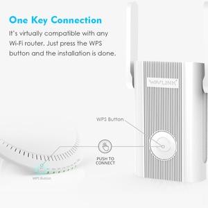 Image 4 - 1200 150mbps の 2.4 グラム 5 グラムデュアルバンド ap ワイヤレス無線 lan 長距離エクステンダー wifi ブースター 802.11ac 外部アンテナ作業オンライン & オンライン研究